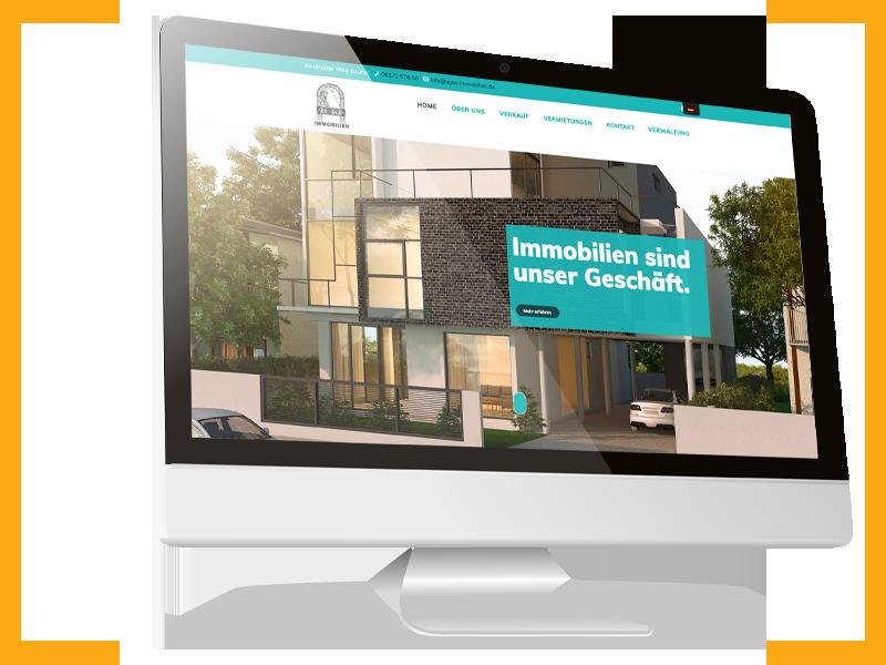 Projektfoto-AgraImmobilien-Webseite