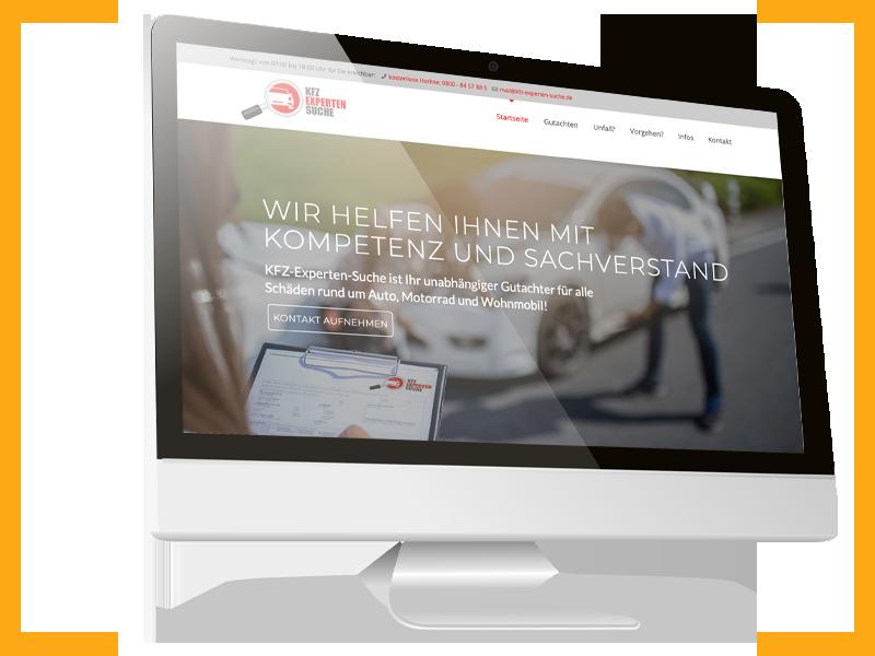 Projektfoto-KfzExpertenSuche-Webseite
