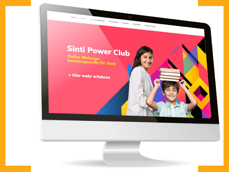 Projektfoto-SintiPowerclub-Webseite