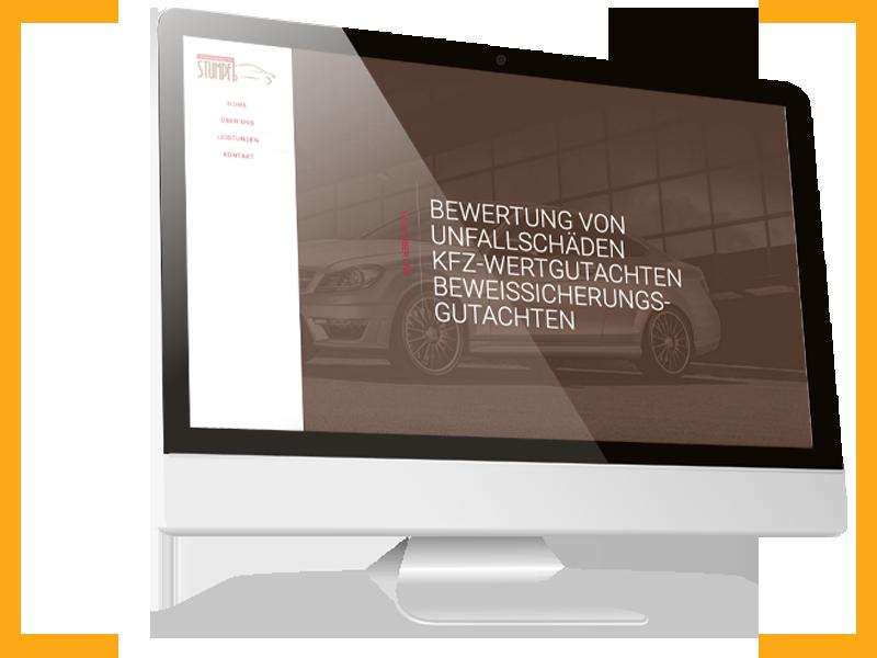 Projektfoto-Stumpf-Webseite