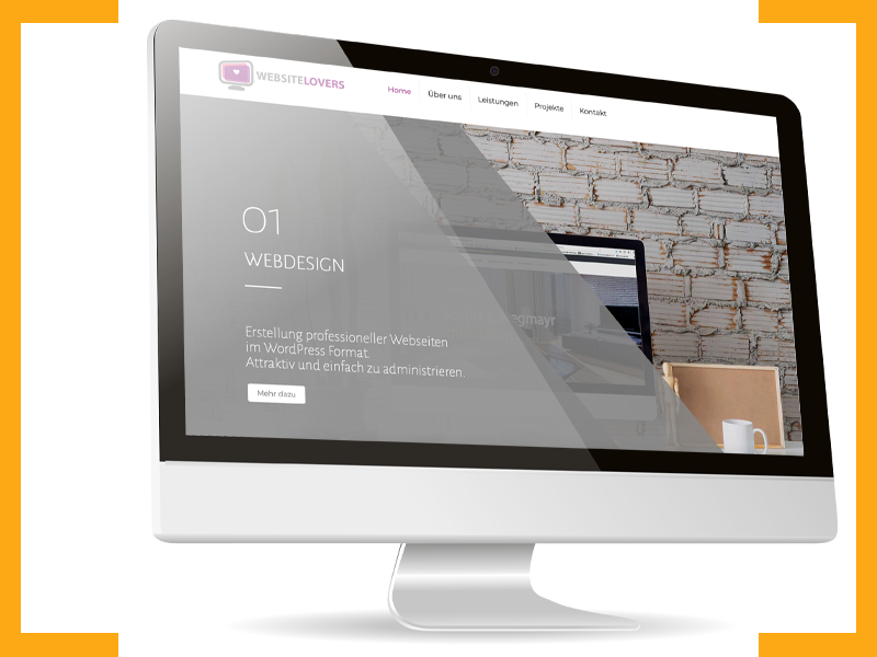 Projektfoto-Websitelovers-Webseite